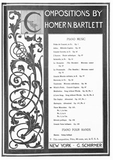 Witch's Frolic, Op.87: Witch's Frolic by Homer Newton Bartlett