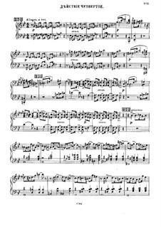 Pan Voyevoda, Op.59: Akt IV by Nikolai Rimsky-Korsakov