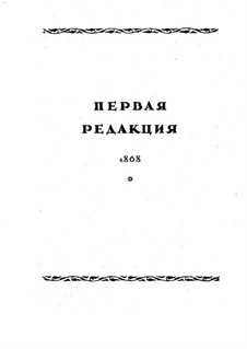 Sinfonie Nr.2 in fis-Moll 'Antar', Op.9: Teil I by Nikolai Rimsky-Korsakov