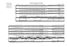 5 songs for mixed choir and piano: Nr.2, MVWV 341 by Maurice Verheul