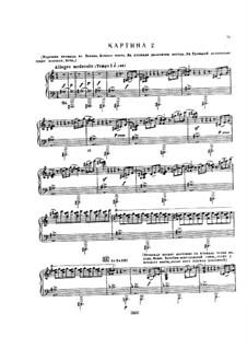 Das Mädchen von Pskow: Akt I, Szene II by Nikolai Rimsky-Korsakov