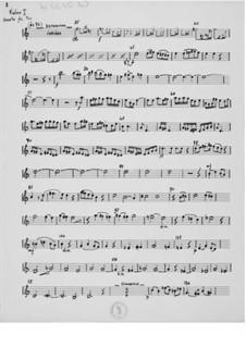 Sonate für Zehn: Stimmen by Ernst Levy