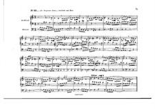 Kirnberger-Choräle: Choräle Nr.21-34 by Johann Sebastian Bach