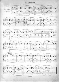 Fünfzig Stücke für Orgel, Op.24: No.3 Élévation by Edouard Batiste