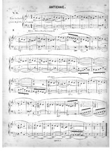 Fünfzig Stücke für Orgel, Op.24: Nr.6-10 by Edouard Batiste