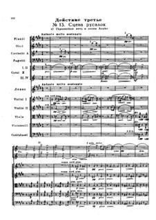 Mainacht: Сцена русалок и песня Левко by Nikolai Rimsky-Korsakov