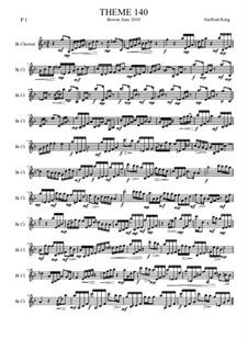 Heft XV: Theme 140 by Stafford King
