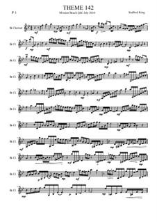 Heft XV: Theme 142 by Stafford King
