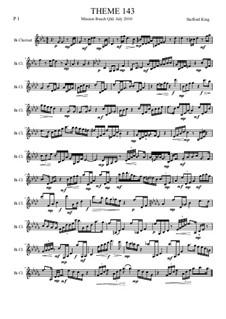 Heft XV: Theme 143 by Stafford King
