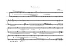 Song for Soprano and French Horn based on a poem of Georges Boutelleau, (MVWV 206), MVWV 760: Song for Soprano and French Horn based on a poem of Georges Boutelleau, (MVWV 206) by Maurice Verheul