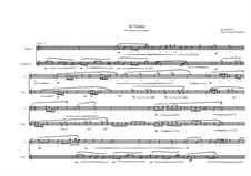 Song for Soprano and Trumpet based on a poem of Georges Boutelleau, (MVWV 205), MVWV 761: Song for Soprano and Trumpet based on a poem of Georges Boutelleau, (MVWV 205) by Maurice Verheul