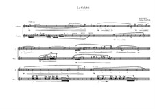 Song for Soprano and Piccolo based on a poem of Georges Boutelleau, (MVWV 207), MVWV 762: Song for Soprano and Piccolo based on a poem of Georges Boutelleau, (MVWV 207) by Maurice Verheul