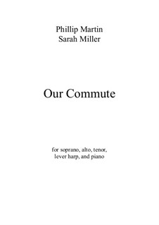 Our Commute: Our Commute by Phillip Martin