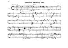 Akt II. Chorsänger und Finale: Bearbeitung für Klavier, vierhändig by Richard Wagner