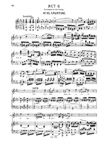 Heil'ge Quelle reiner Triebe: For soprano and piano by Wolfgang Amadeus Mozart