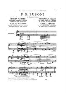 Götterdämmerung, WWV 86d: Trauermarsch, für Klavier  by Richard Wagner