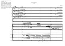 Piece for Choir and Percusion based on the lyrics of Keith Barnard, MVWV 783: Piece for Choir and Percusion based on the lyrics of Keith Barnard by Maurice Verheul