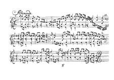 Suite in B-Dur: Suite in B-Dur by Johann Paul von Westhoff