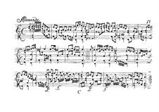 Suite in C-Dur: Suite in C-Dur by Johann Paul von Westhoff