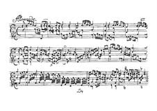 Suite in D-Dur: Suite in D-Dur by Johann Paul von Westhoff