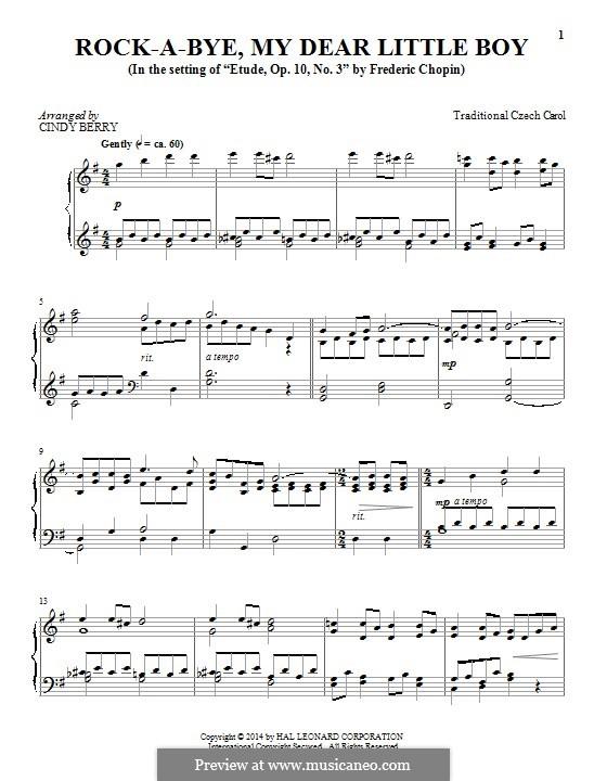 Rocking: Für Klavier by folklore