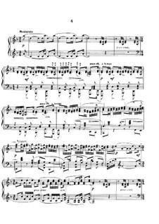 Etudes-tableaux, Op.33: Nr.4 in d-Moll by Sergei Rachmaninoff