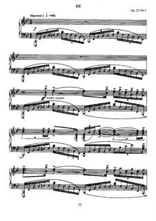 Zehn Präludien, Op.23: Präludium Nr.2 in B-Dur by Sergei Rachmaninoff