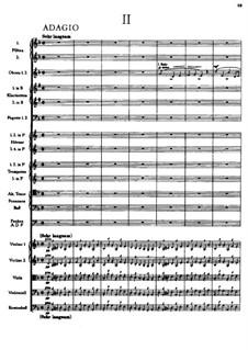 Sinfonie Nr.5 in B-Dur, WAB 105: Teil II by Anton Bruckner