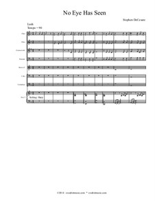 For Those Left Behind: Full conductor score and parts by folklore, Frederick Edward Weatherly, Stephen DeCesare, Lowell Mason
