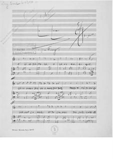 La lune für eine Singstimme mit Klavierbegleitung: La lune für eine Singstimme mit Klavierbegleitung by Ernst Levy