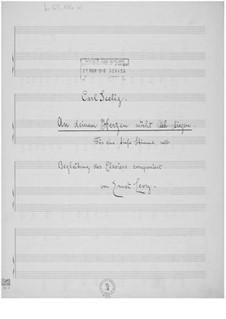 An deinem Herzen möcht ich liegen für eine tiefe Stimme mit Begleitung des Klaviers: An deinem Herzen möcht ich liegen für eine tiefe Stimme mit Begleitung des Klaviers by Ernst Levy