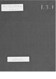 Sinfonie Nr.3: Vollpartitur by Ernst Levy