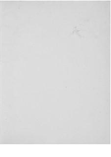 Sinfonie Nr.2: Vollpartitur by Ernst Levy