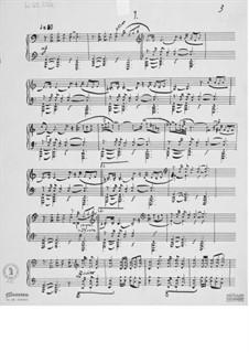 Klavierstück Nr.7: Klavierstück Nr.7 by Ernst Levy