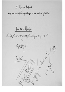 Der 121. Psalm (Chorpartitur): Partitur – ungültige by Ernst Levy