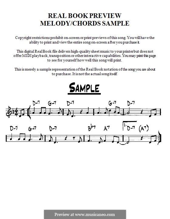 Topsy: Instrument in B flat by Eddie Durham, Edgar Battle