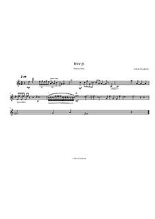 Tree p. für Violine Solo: Tree p. für Violine Solo by Albert Dambeck