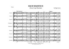 Bach Sequence: Drum corps by Johann Sebastian Bach