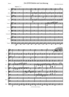 Aton: Teil 24 - Ballett mit Leichenzug by David W Solomons