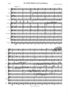 Aton: Teil 26 - Ballett mit Unordnung by David W Solomons