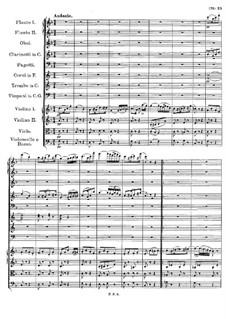 Sinfonie Nr.6 in C-Dur, D.589: Teil II by Franz Schubert