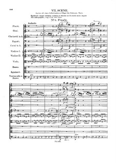 Fierrabras, D.796: Akt I, Nr.6 by Franz Schubert