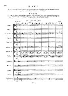 Fierrabras, D.796: Akt II, Nr.7-10 by Franz Schubert