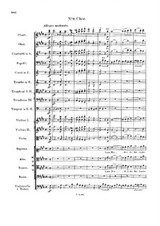 Fierrabras, D.796: Akt II, Nr.11-15 by Franz Schubert