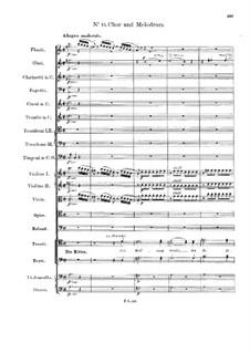 Fierrabras, D.796: Akt II, Nr.16-17 by Franz Schubert