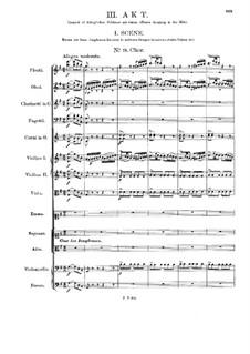Fierrabras, D.796: Akt III, Nr.18-20 by Franz Schubert