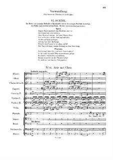 Fierrabras, D.796: Akt III, Nr.21-23 by Franz Schubert