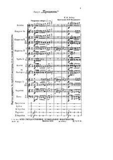 Preciosa, J.279 Op.78: Ouvertüre by Carl Maria von Weber