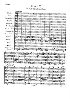Die Bürgschaft. Oper, D.435: Akt II by Franz Schubert