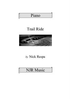 Trail Ride: Trail Ride by Nick Raspa